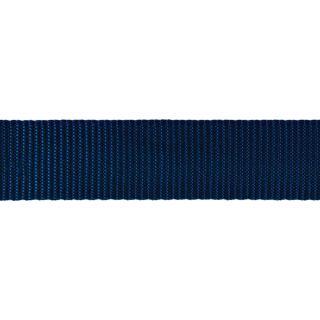 Gurtband 30mm dunkel blau 100 % Polypropylen VENO