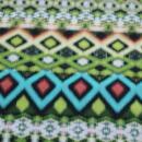 Baumwolle Gebatikt Inka