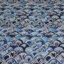 Jersey Blaumalerei verschiedene Muster