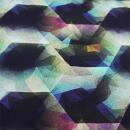 Jersey geometrische Muster