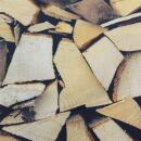 Canvas Holz Motiv