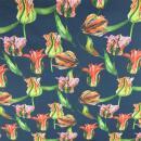 Jersey Tulpen auf antrazit