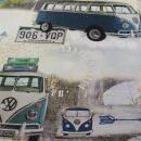 Canvas VW Bus groß Digital