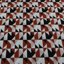 Baumwollstoff Grafische Muster