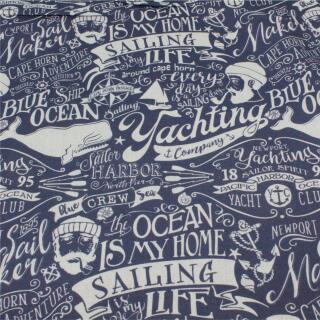 Dekostoff Ocean my home