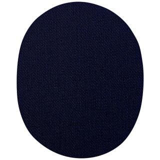 Jeans Aufbügelflecken groß dunkelblau 100 % Baumwolle VENO