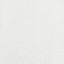 Flecken zum Aufbügeln Köper Flickstoff weiß 11,5x40 cm 100 % Baumwolle VENO