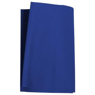 Flecken zum Aufbügeln Köper Flickstoff blau 11,5x40 cm 100 % Baumwolle VENO