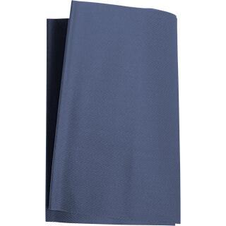 Köper Flickstoff  100 % Baumwolle jeansblau
