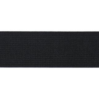 Gummiband 40 mm schwarz