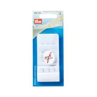 BH-Verlängerer 3 x 3 Haken 40 mm weiß Prym