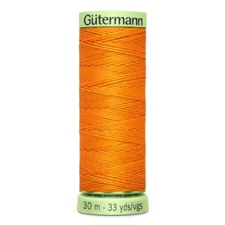 Nähfaden Knopflochgarn Orange 30 m Gütermann