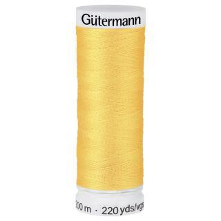 Nähfaden Aztekengold 200m  100 % Polyester Gütermann