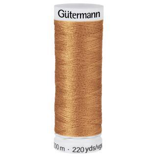 Nähfaden Eiche 200m  100 % Polyester Gütermann
