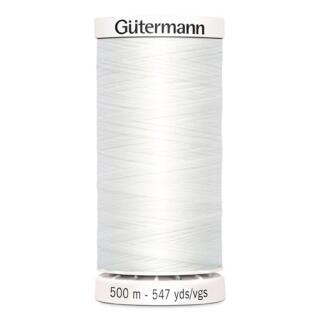 Nähfaden / M303 500m  100 % Polyester Gütermann