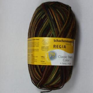 Wolle / Regia Classic Stars Color 4-fädig 100g Schachenmayr