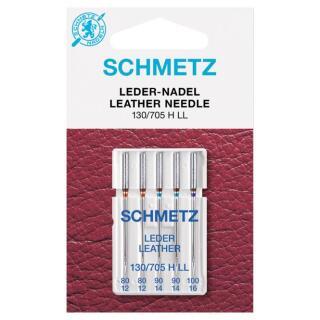 Maschinennadeln  Leder 80-100   Schmetz