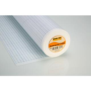 Rasterquick Viereck 90cm  60 % Polyester; 20 % Viskose; 20 % Zellstoff Vlieseline