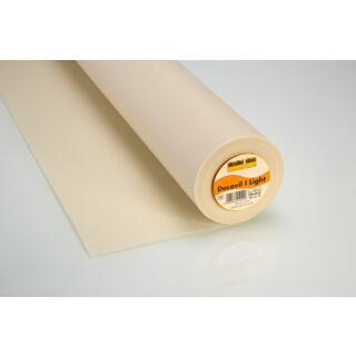 Decovil I Light 90cm Schabrackeneinlage fixierbar  Vlieseline