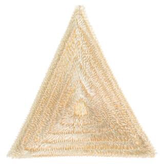 Applikation Dreieck Farbe 869 elfenbein  VENO